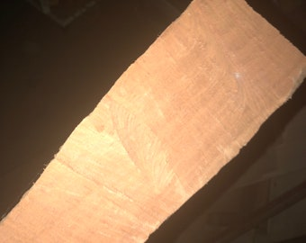Red cedar slim line in chrome w/chrome dolphins