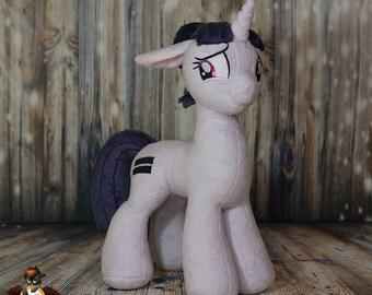 Sugar Belle (equal version) custom plushie