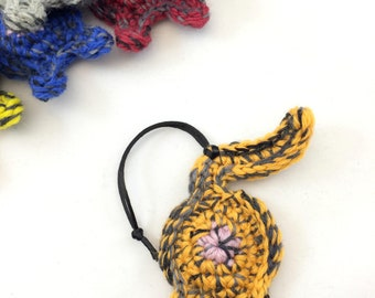 Cat Ornament, Funny Cat Gifts, Gift for Cat Lover, Handmade Ornament, Cat Butt