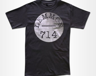 Lemmon 714 T Shirt - Graphic Tees for Men, Women & Children - Short Sleeve and Long Sleeve Available