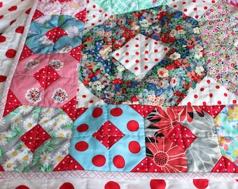 sb 'The Welsh Quilt' pattern