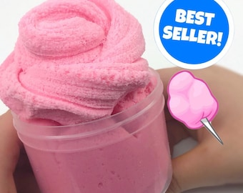 Cotton Candy Cloud Slime Scented || Bestseller!