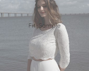 Fit sample for Ayana Top