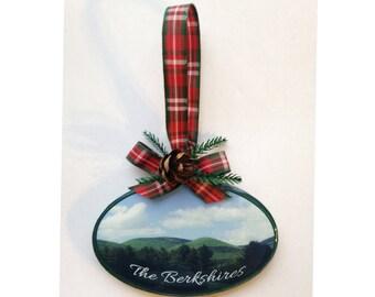 The Berkshires ornament