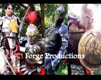 Cosplay Armor, commission Custom Eva Foam Armor. Made to Order!