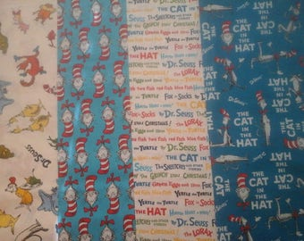 4 Yards Cat In The Hat  Fabricml