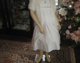 Vintage Girls Dress and Bolero