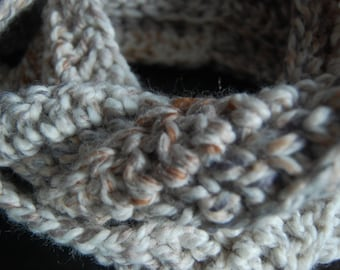 Creations Colored Infinity Scarf