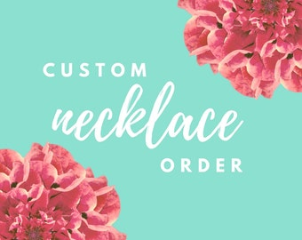 CUSTOM Necklace Order - Pick a Quote - Submit an Image - Unique Meaningful Personalized Glass Dome Oval Pendant Necklace - Gift for Her