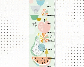 Bear & Bird Height Chart