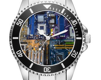 Gift for gamer gambler Computer player watch 6137
