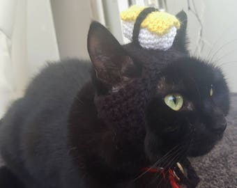 Crocht Sushi Cat Hat ( Egg)