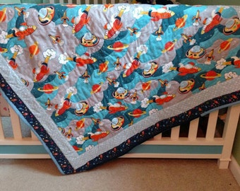 Out Of This World Outer Space Quilt