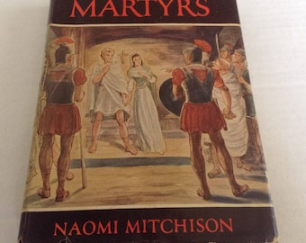 Blood of the Martyrs. 1948 Edition.