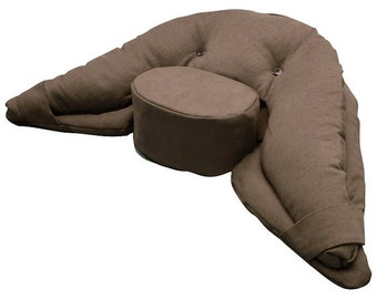 Moonleap Meditation Chair cushion Brown - Large Size