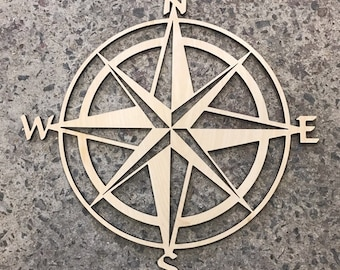 FAST SHIPPING Compass Nautical North South East West Directions Compass Star