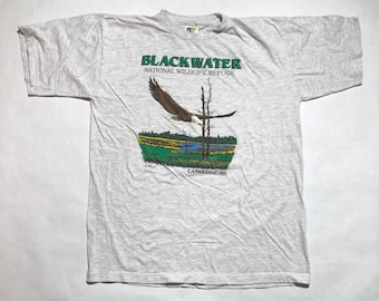 Vintage Blackwater Wildlife Refuge T-Shirt
