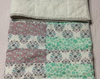 Old Fashion 1 Baby Quilt