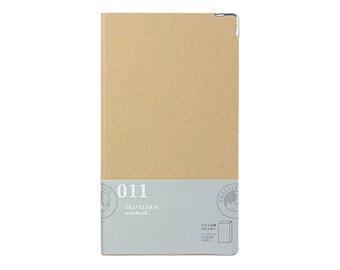 Traveler's Notebook Binder - Traveler's Notebook Refill Binder, Traveler's Notebook Refill Folder, Planner Binder, Binder Folder, 011, A5
