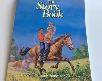 Vintage Children's Book, The Story Book
