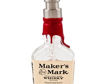 Makers Mark Soap, Sanitizer or Lotion Dispenser