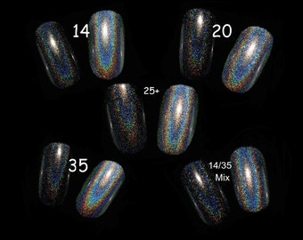 Spectraflair - All Grades - Premixed in 5-Free Nail Polish Suspension Base