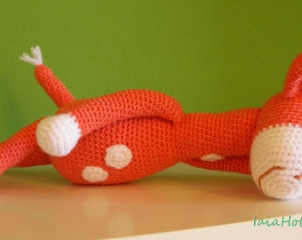 Amigurumi Giraffe - Crochet Giraffe, Crochet Amigurumi Plush, Crochet Toy, Amigurumi Animal -Ready to ship