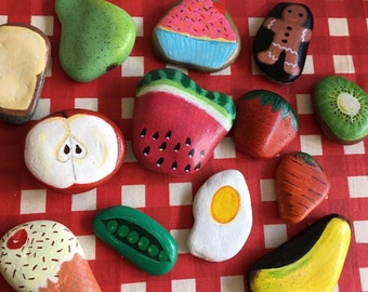 Play Food Story Stones