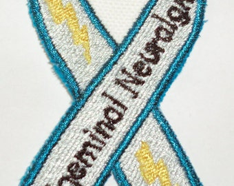 Iron-On Patch - TRIGEMINAL NEURALGIA