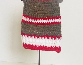 Dog Sweater/ Dog gifts for owners/Crochet/Puppy/Handmade/ Sock Puppy