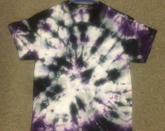 Adult Small Tie Dye T-Shirt #A025  -  Flotation