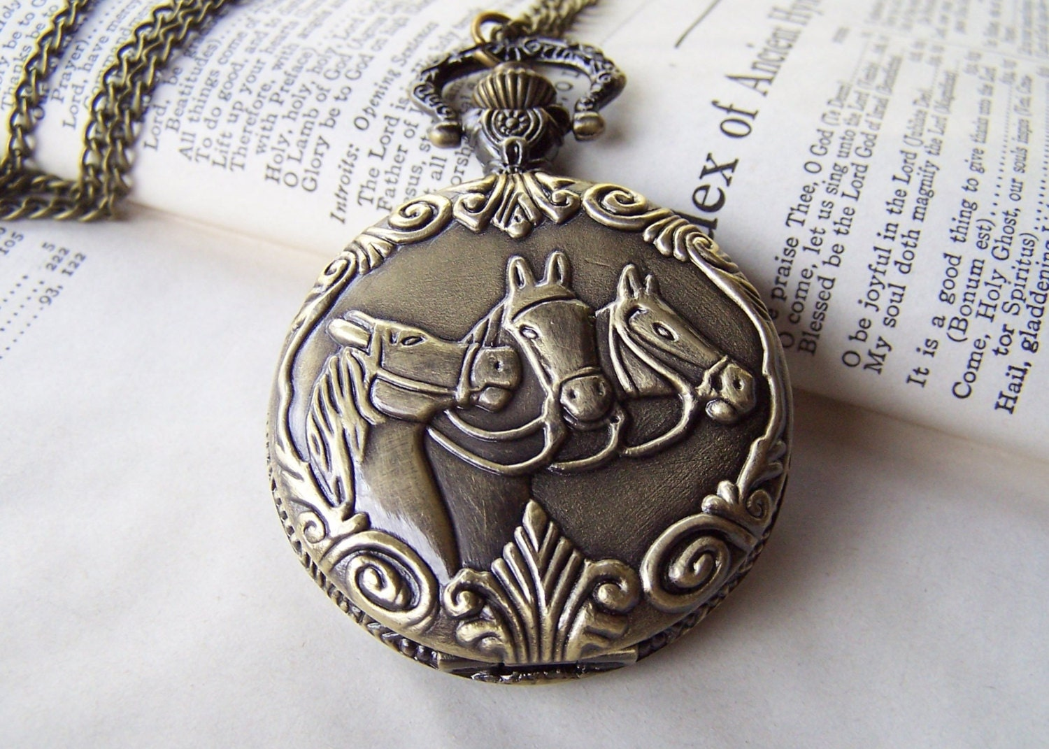 superb fob locket pin pendant antique enamel watch victorian landscape lockets