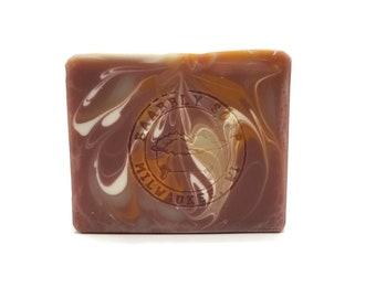 Sensuous Sandalwood Cold Process Soap