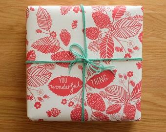 Gift wrap it please