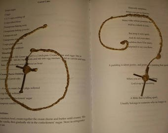 Rowan Tree Bookmark