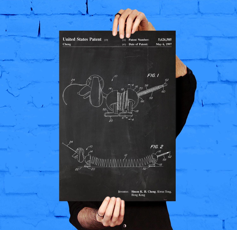 Slinky dog patent slinky dog poster slinky dog blueprint slinky slinky dog patent slinky dog poster slinky dog blueprint slinky dog print slinky dog art slinky dog decor p011 malvernweather Gallery