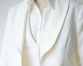 Shawl Collar Women's 3pc Tuxedos