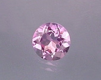 9mm round amethyst gem stone gemstone faceted natural