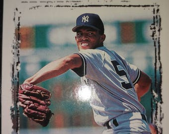 Score 96 Mariano Rivera Rookie Card #225