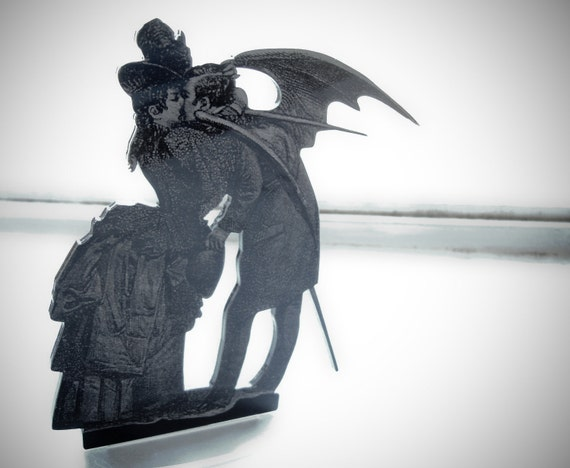 Victorian Gothic Cake Topper