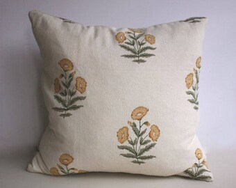 Peter Dunham Jaipur Sunset Pillow