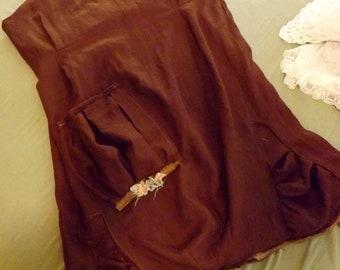 Sassy Sadee XLG Curvy Girl Lagan Look Tina Givins Magnolia Pearl Inspired Slip Dress Resort Wear Ready to Ship