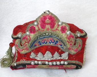 Chinese child's hat (vintage)