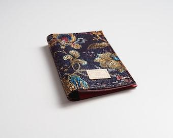 Passport case, passport cover, leather passport case, leather passport cover