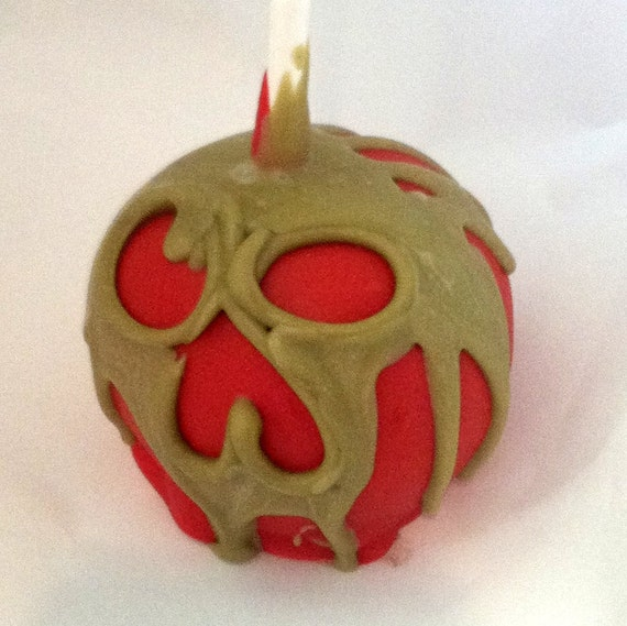 Snow White Poison Apple Evil Queen Poisoned Apple