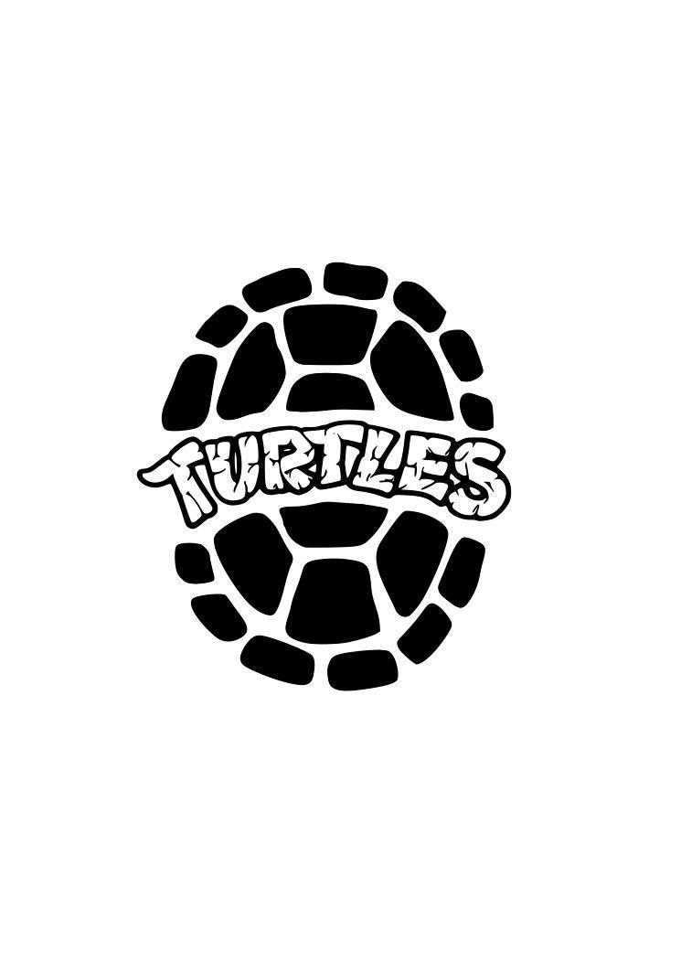 Teenage Mutant Ninja Turtles Svg For Cricut And Silhouette