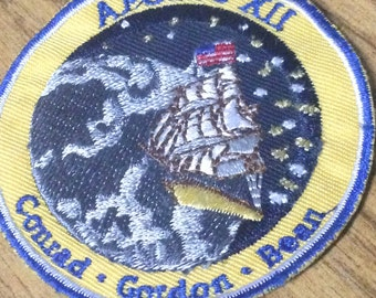 Apollo XII fan patch