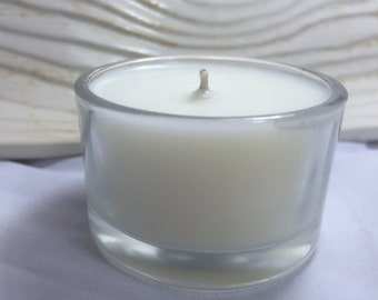 1 oz. Soy Wax & Essential Oil Tealight Votive Candle
