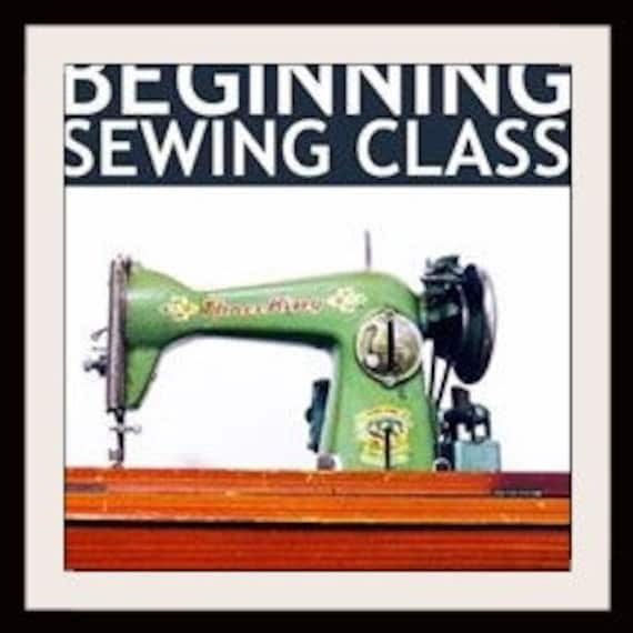 Workshop: Beginner Sewing  (2 hrs.) at Makana Art Studio - Biloxi, MS