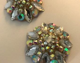 Newbie pasties, crystal star